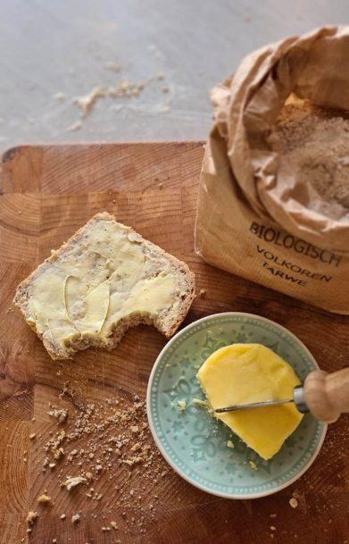 Easy Sandwich bread recipe
