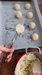 Recept kokosmakronen
