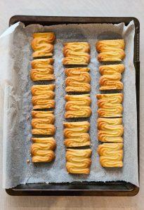 Utrechtse Spritsen - Dutch Sprits cookies