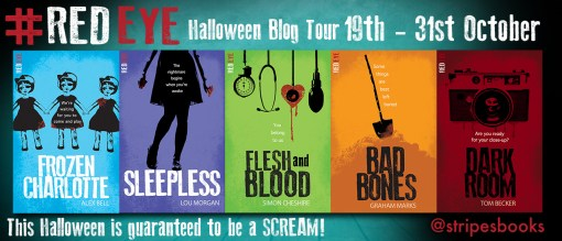 RED EYE Blog tour Banner