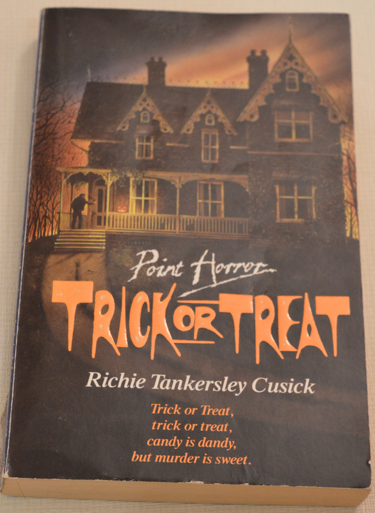 Book 4: Trick or Treat?