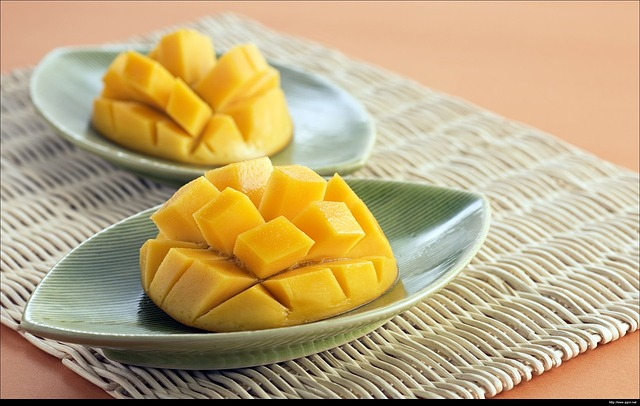Mango a delicious fruit fresh in Indonesia