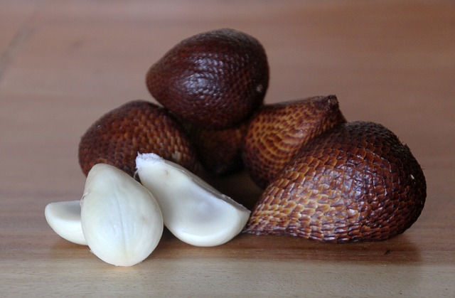 Salak, Snakfruit from Indonesia