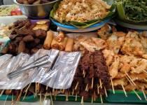 local street food Yogyakarta (jogja)