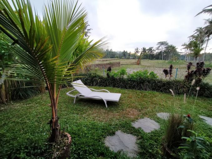 Own Garden in Bali Sawah Indah a quiet resort