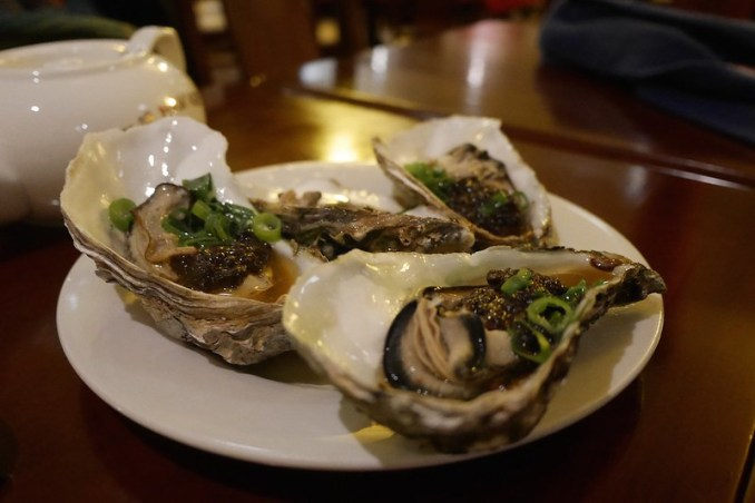 Oysters Nam Kee