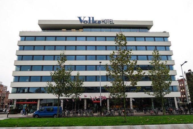 Volkshotel 3-star hotel in Amsterdam TaleTravels