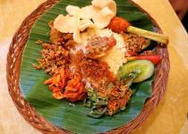 Food Restaurant guide for in Candidasa Bali
