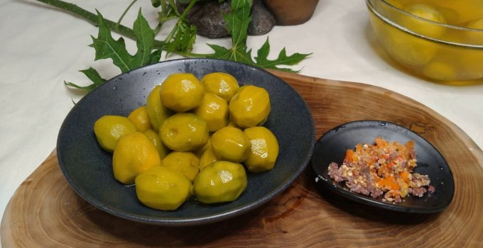 Pickle Kedondong