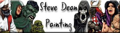 Steve Dean Painting