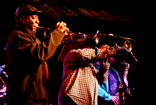 Picture Book: Dirty Dozen Brass Band at Revolution Music Room, April 20