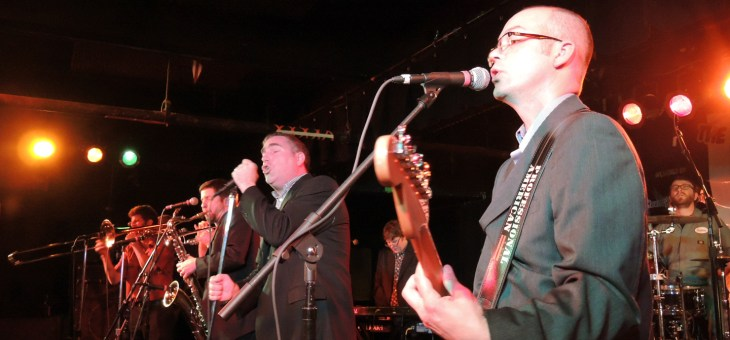 Picture Book & Live Review: The Pietasters w/ Caz & The Day Laborers and The Shifters @ The Black Cat 3/27