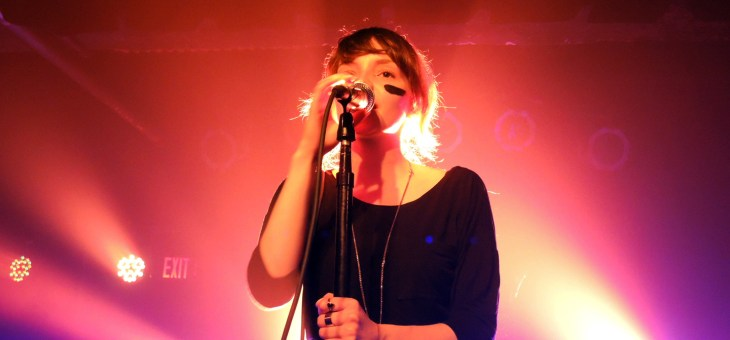Picture Book & Live Review: Chvrches w/ Still Corners @ Black Cat June 21!