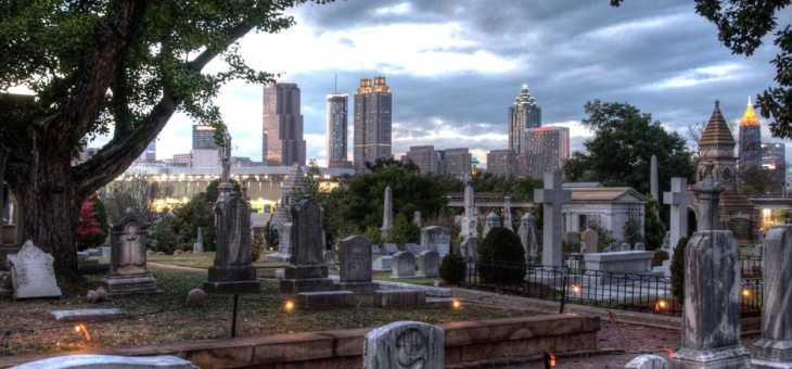 Capturing the Spirit of Oakland Cemetery 2013 Halloween Tours: October 18-19th & 24-27th!
