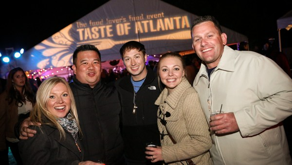 Picture Recap: Taste Revival Kick-Off Party @ Tech Square, October 25