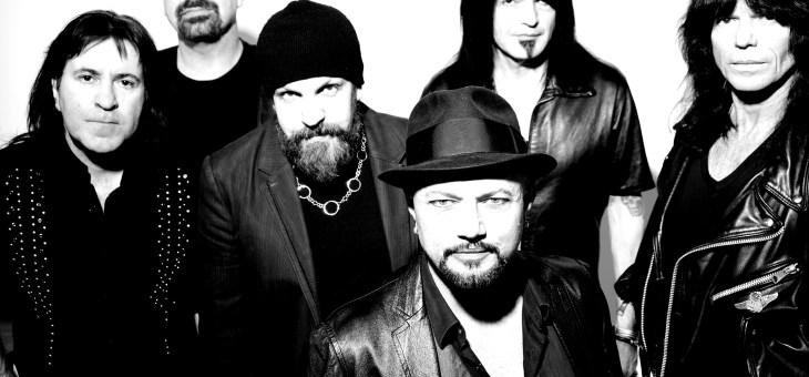 Interview: Geoff Tate of Queensryche @ The State Theatre, 3/13