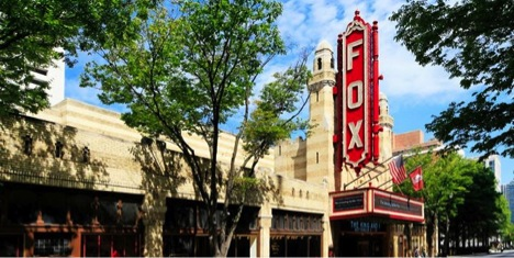Venue Spotlight: The Fox Theatre