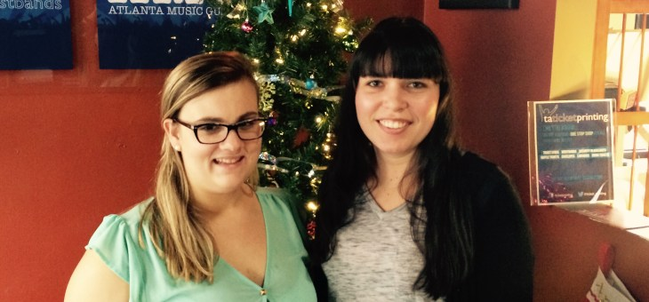 Looking Back: Fall Interns Laura and Amanda Reflect on their Experience