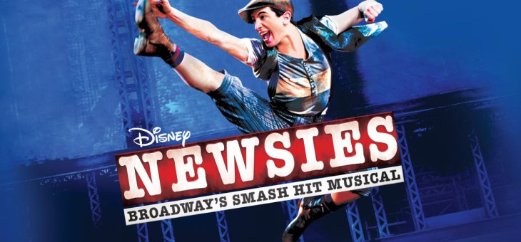 Play Preview: Newsies @ The Fox Theatre Jan. 20-25, 2015