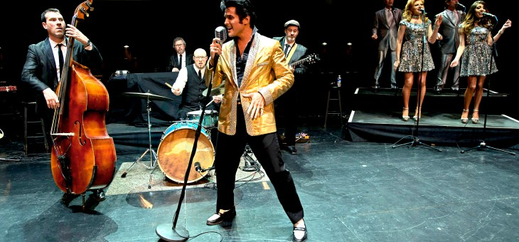 Win Tickets to Elvis Lives! The Ultimate Elvis Artist Tribute @ The Fox Theatre 1/31