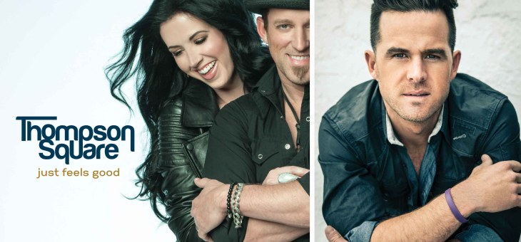 Show Preview: Thompson Square & David Nail @ Kingsport Fun Fest 7/17