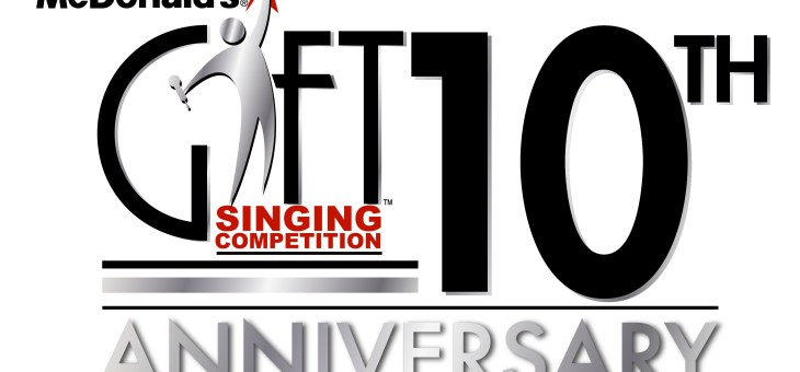 Wolf Creek Amphitheater Partners w/ McDonald's & J.D. Entertainment for the Gift Singing Competition 9/5/15