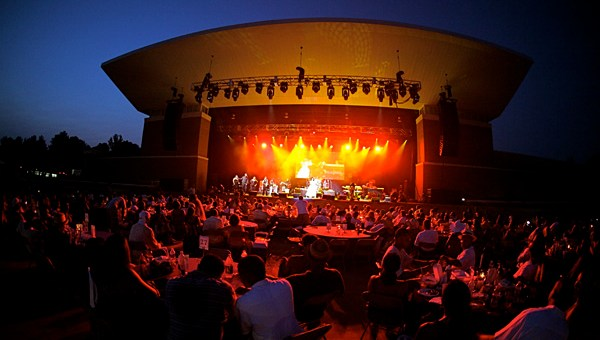 We Love Wolf Creek Amphitheater!! A List of Upcoming Events