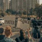 #blacklivesmatter racism protest