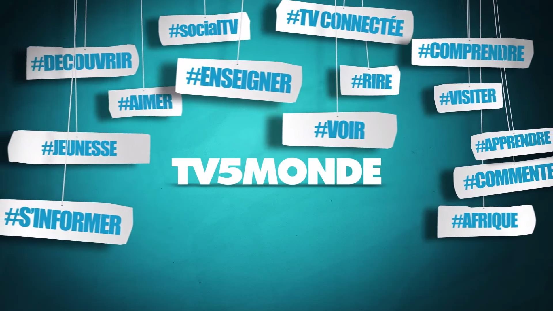 Le tour du monde de la Francophonie par TV5