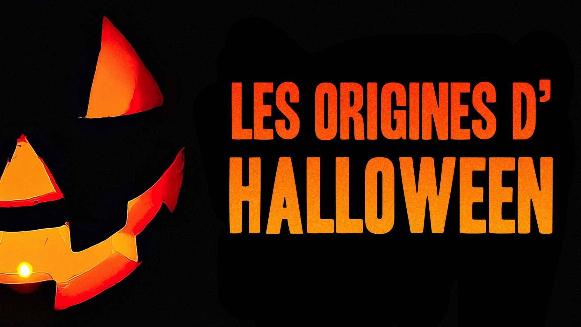 Origine et histoire d'Halloween