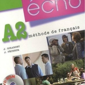 Echo A2 livre de l eleve