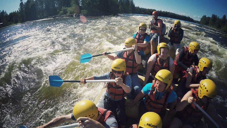 Rafting Kimiyoki River (2)