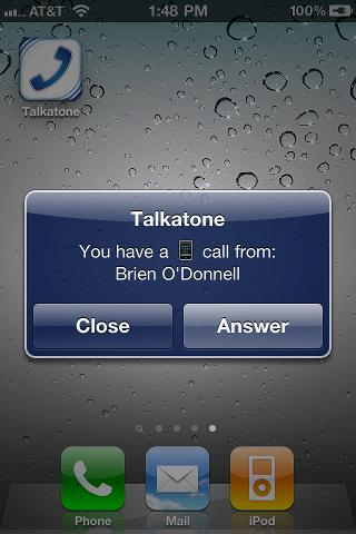 Talkatone | Thulasiram RIA developer