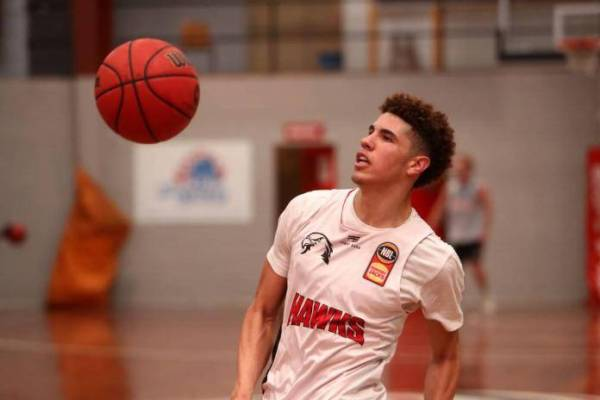 Blazers, Pelicans, Nets and Raptors checking LaMelo Ball