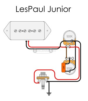 LP Junior wiring question | TalkBass