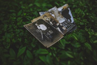 Collecting Family Photos keeper memorials