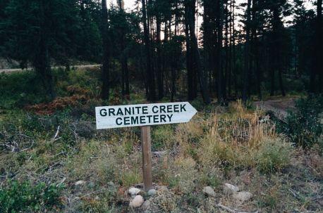 granite creek cemetery