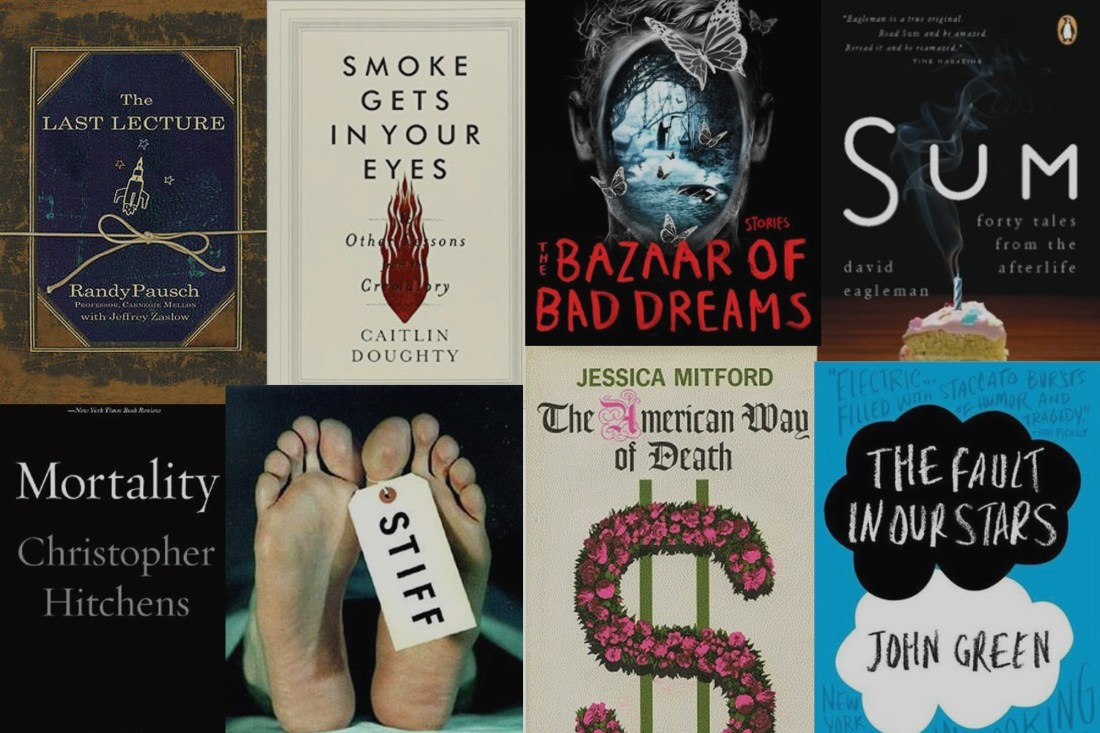 best books death and dying