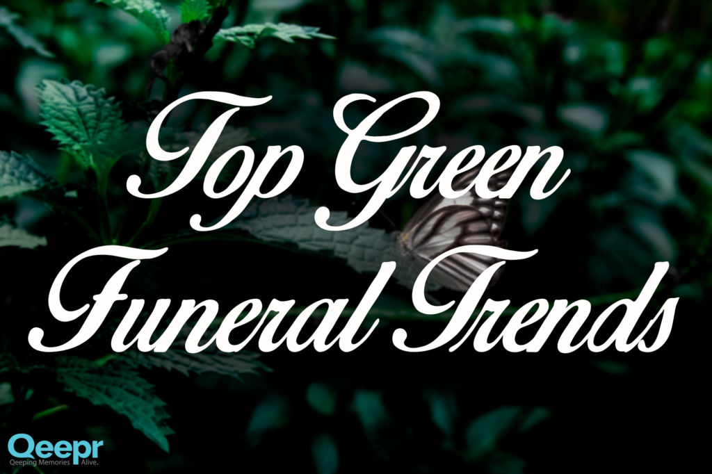 green funeral trends