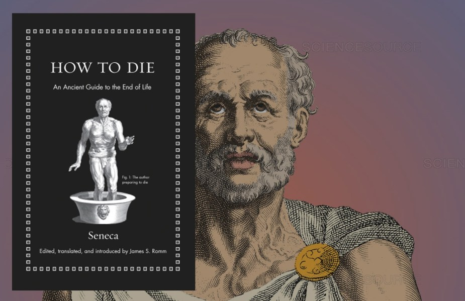 Books About Death and Dying seneca