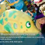 Halloween Spooktacular Seaworld Orlando