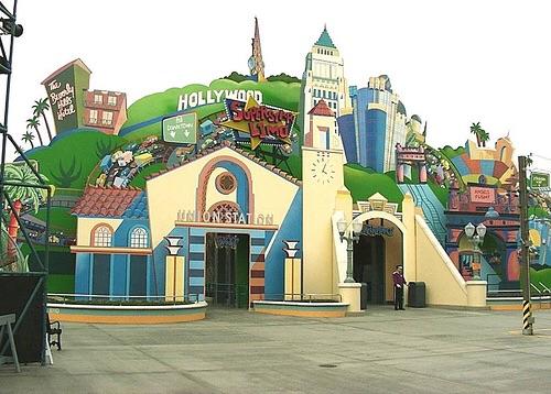 Superstar limo Disney California adventure closed