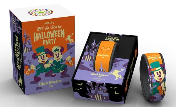 magic band halloween 1