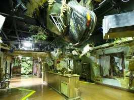 Twister Gift Shop universal Studios