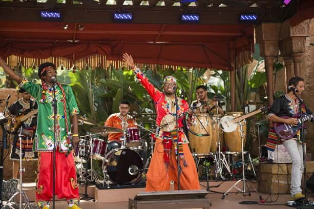 Musical Group Ribab Fusion Debuts in the Morocco Pavilion at Epcot