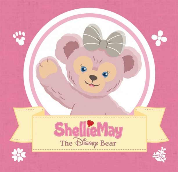 ShellieMay, Duffy the Disney Bear's best friend