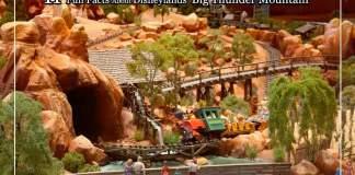 11 Fun Facts About Disneylands 'Big Thunder Mountain'