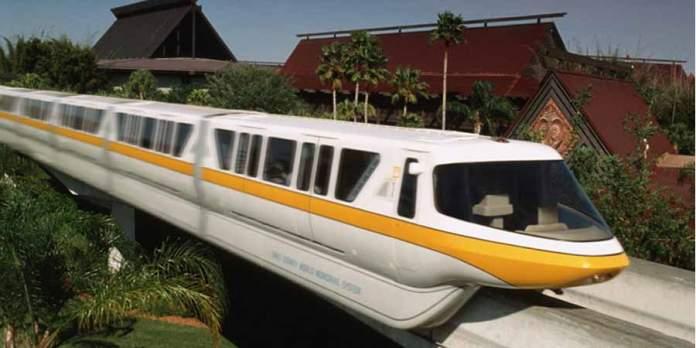 Monorail Speeding