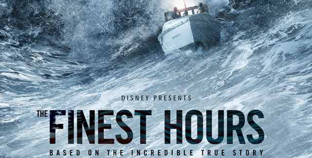 The Finest Hours Disney Movie