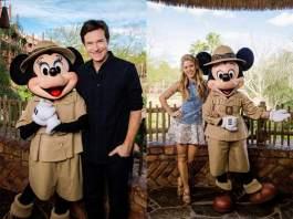 'Zootopia' Stars Visit Walt Disney World Resort